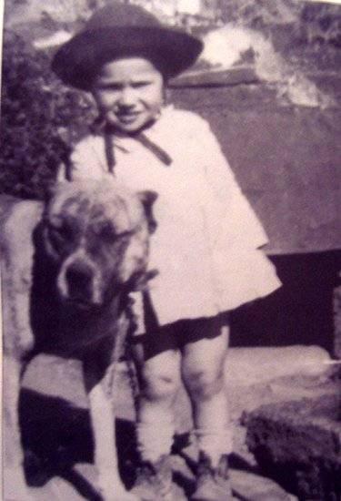 Rok 1960. Hodowca Domingo Santana. Na zdjęciu Pedro Alvarez.