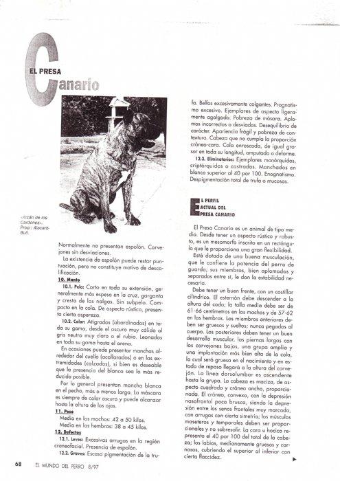 Articulos de 1997 la raza del mes de agosto-14