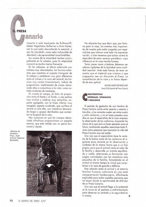 Articulos de 1997 la raza del mes de agosto-17