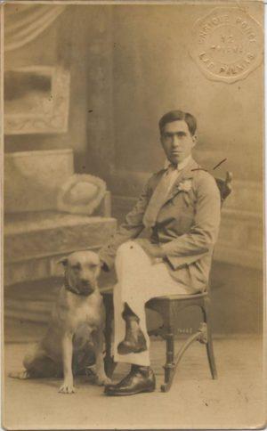 Presa Canario, 1920 Gran Canaria