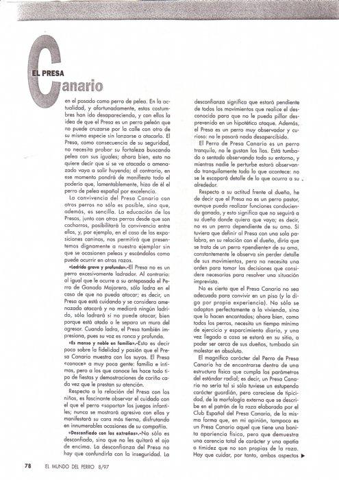 Articulos de 1997 la raza del mes de agosto-21