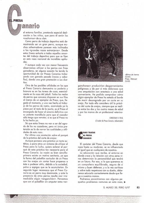 Articulos de 1997 la raza del mes de agosto-25