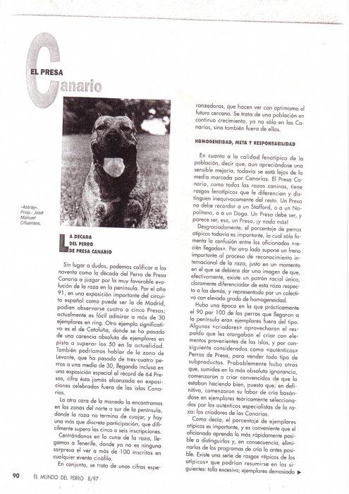 Articulos de 1997 la raza del mes de agosto-31